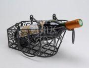 Кованая подставка под вино 0005