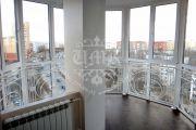 Кованый балкон 16
