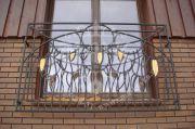 Кованый балкон 11
