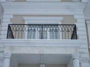 Кованый балкон 19