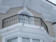 Кованый балкон 18
