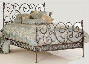 Кованая кровать 0004