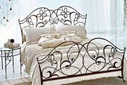 Кованая кровать 0006