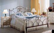 Кованая кровать 0007