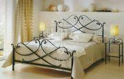 Кованая кровать 0002