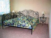 Кованая кровать 0005