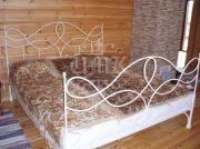 Кованая кровать 0008