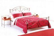 Кровать кованая 0001