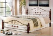 Кровать кованая 0003