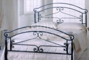 Кровать кованая 0007