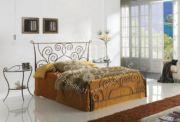 Кровать кованая 0008