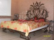Кованая кровать 24