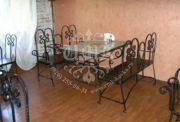 Кованый стол и кованые стулья 27