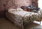 Кровать кованая 0012