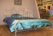 Кровать кованая 0005