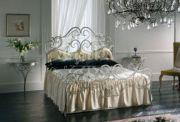 Кровать кованая 0013