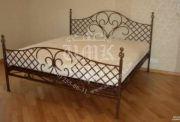 Кровать кованая 0002