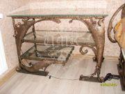 Кованый столик 25