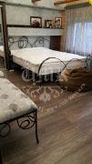 Кованая кровать № 10