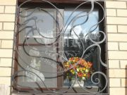 Кованая решётка для окна 42