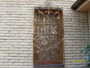 Кованая решётка для окна 45