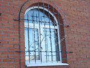 Кованая решётка для окна 40