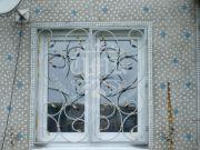 Кованая решётка для окна 33