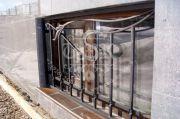 Кованая решётка для окна 19