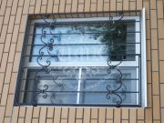 Кованая решётка для окна 31
