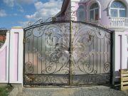 Кованые ворота 15