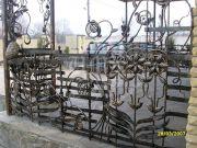 Кованые забор и ограждения 28